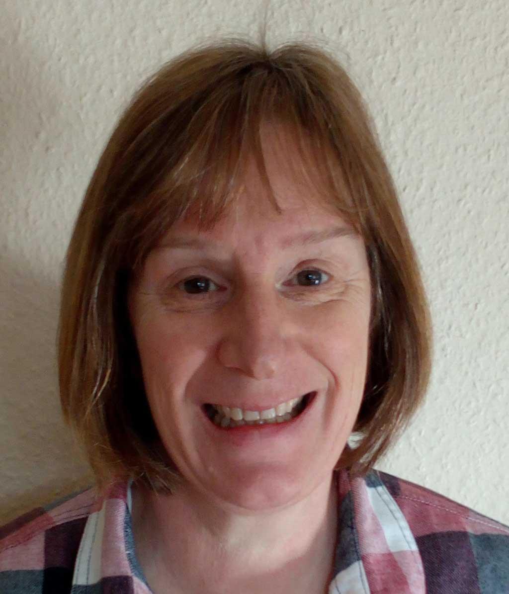 Sabine Grimmer Portrait